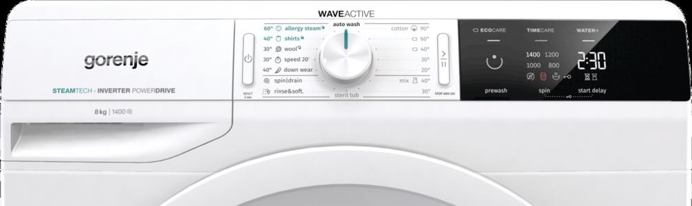 pralni stroj, gorenje pralni stroj, Gorenje WaveActive WEI843S pralni stroj