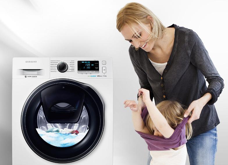 samsung, pralni stroj, Samsung WW90K44305W/LE pralni stroj
