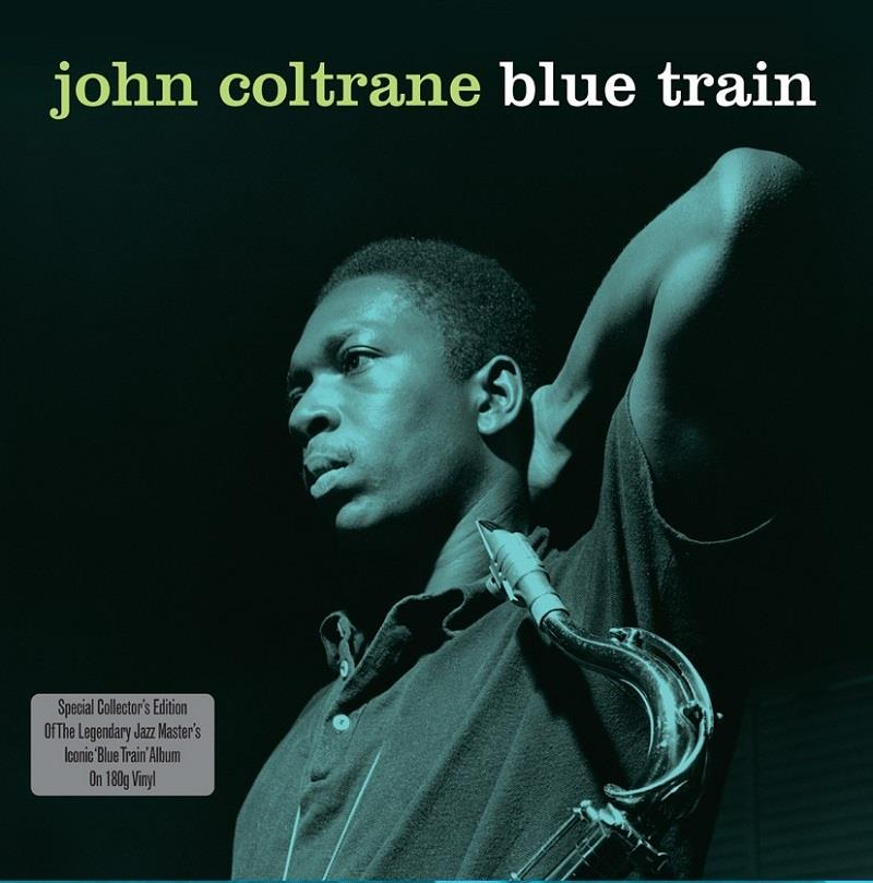 Lp plošča COLTRANE J.- LP/BLUE TRAIN