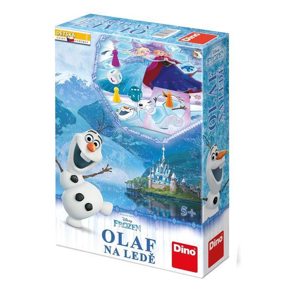 Prosti čas/igrača LEDENO KRALJESTVO OLAF NA LEDU - DRUŽABNA IGRA