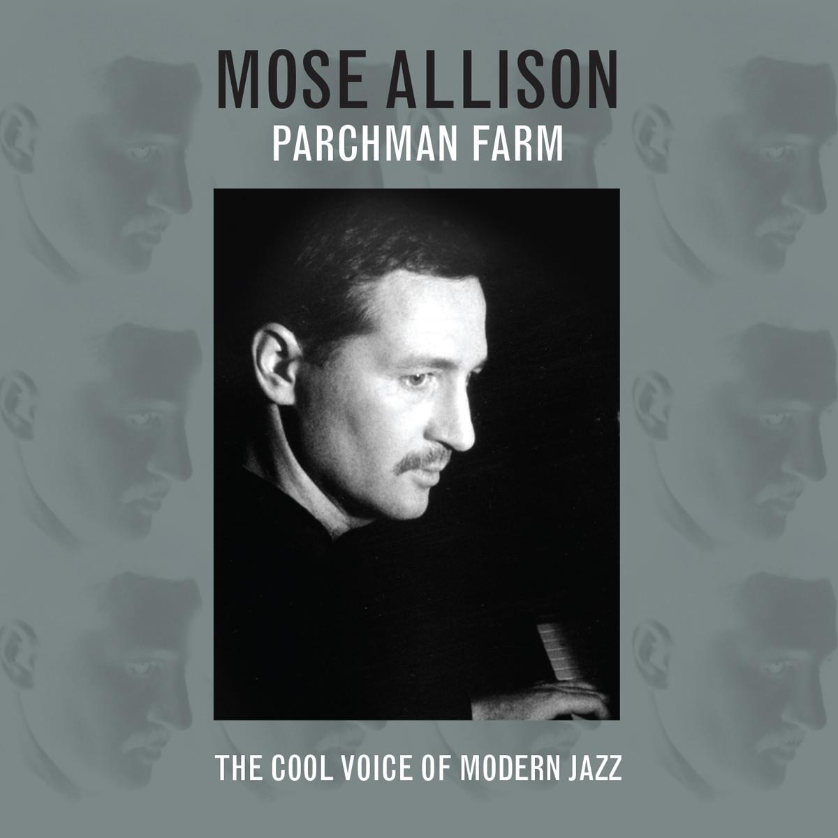 Cd plošča ALLISON M.- PARCHMAN FARM 2CD