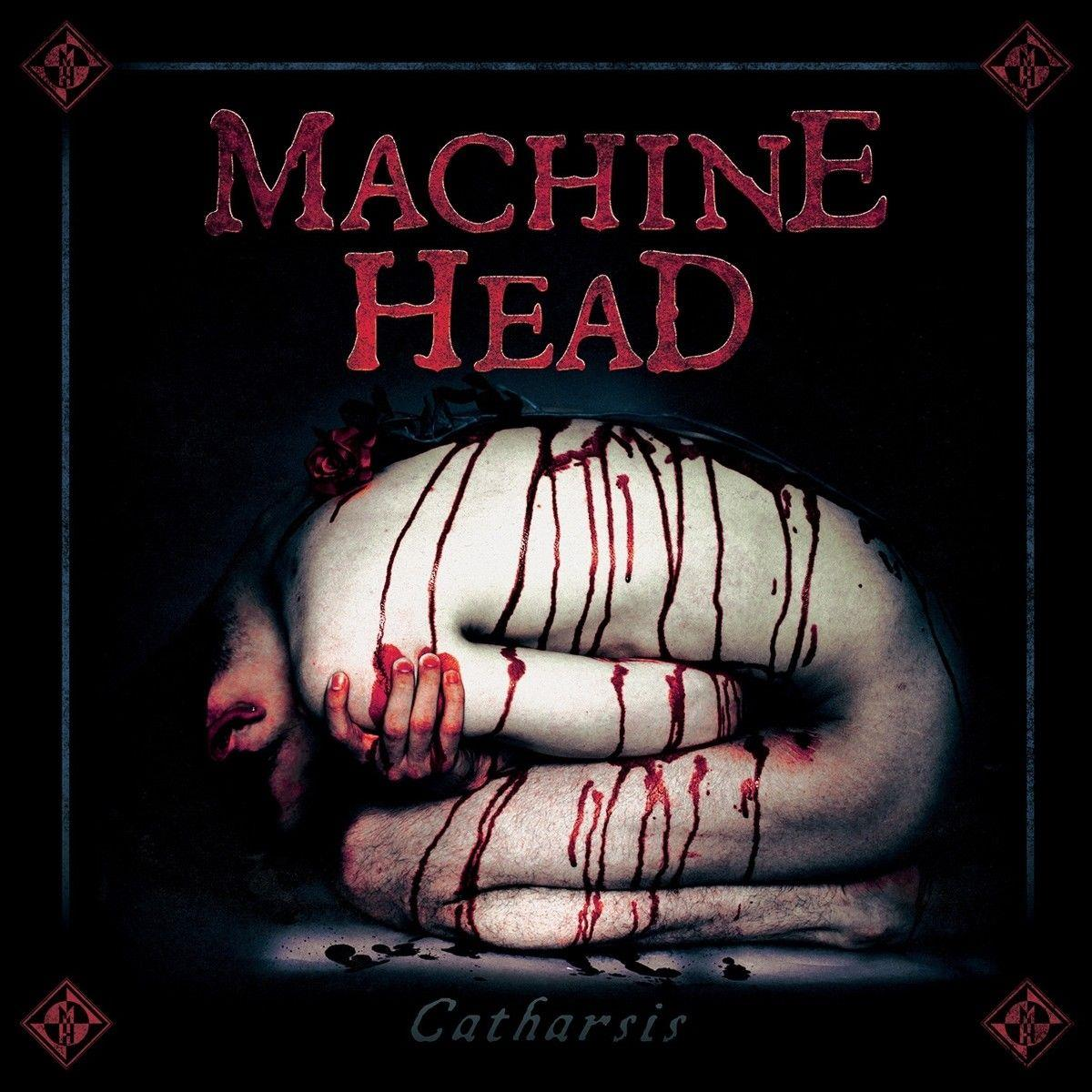 Cd plošča MACHINE HEAD - CATHARSIS