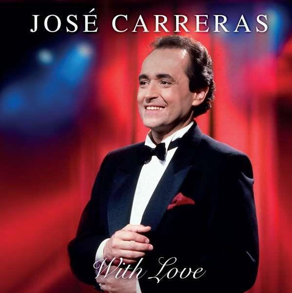 Lp plošča CARRERAS J.- LP/WITH LOVE