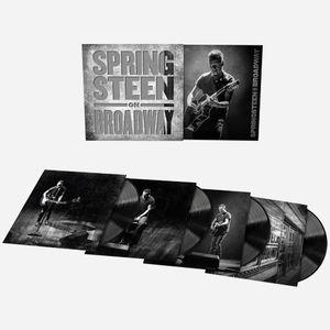 Lp plošča SPRINGSTEEN B.- 4LP/ SPRINGSTEEN ON BROADWAY