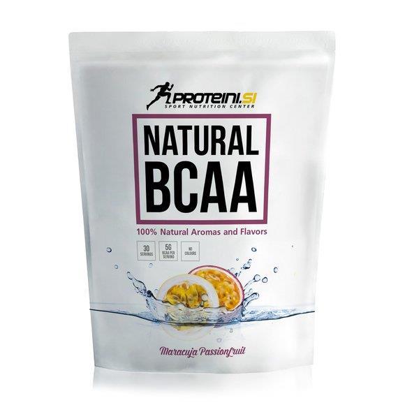 Prehranski dodatek NATURAL BCAA MARAKUJA PROTEINI.SI