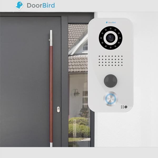 Pametno stikalo D101 IP VIDEO DOMOFON DOORBIRD