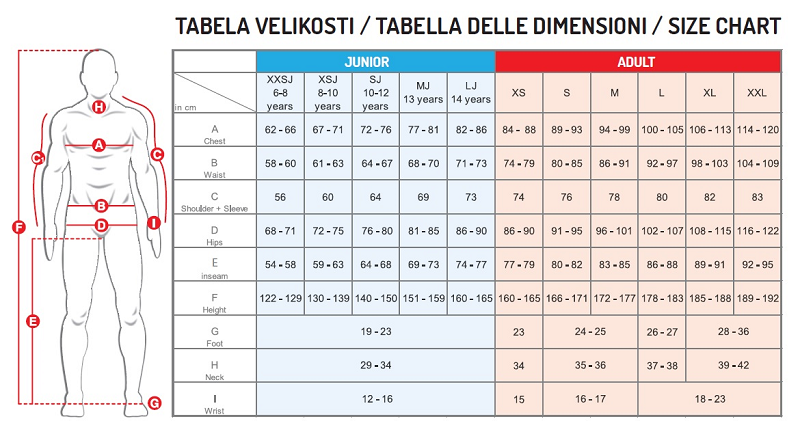 Dodatek za vodni šport COPATI SAND 47/48 SANDILINE