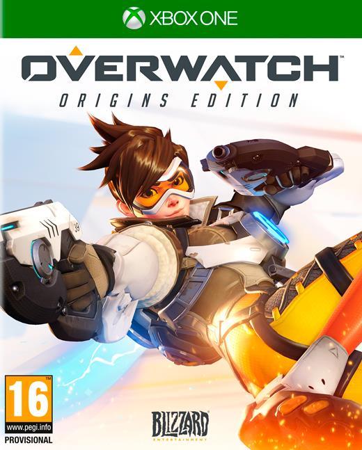 Igra OVERWATCH - ORIGINS EDITION XBOX ONE