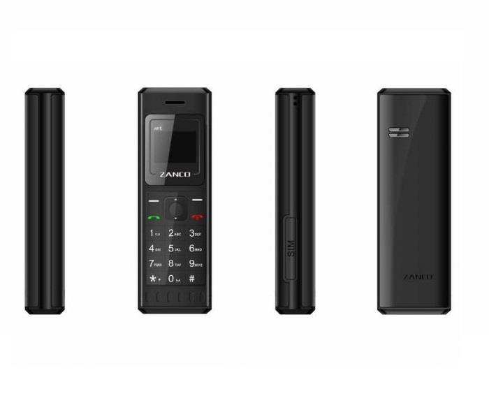 Gsm telefon GSM ANT ZANCO