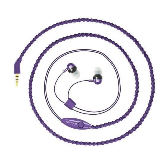 Slušalke RETRO2 PURPLE PROMATE