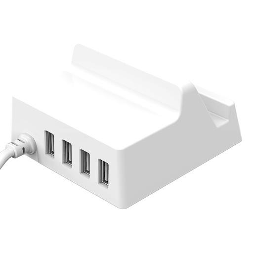 Pribor za telefon 4-PORT USB S STOJALOM BEL CHK-4U ORICO