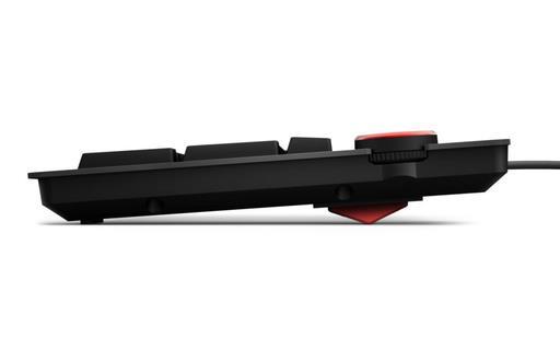 Tipkovnica DAS KEYBOARD 4 MX BROWN PROFESSIONAL USB ČRNA SLO