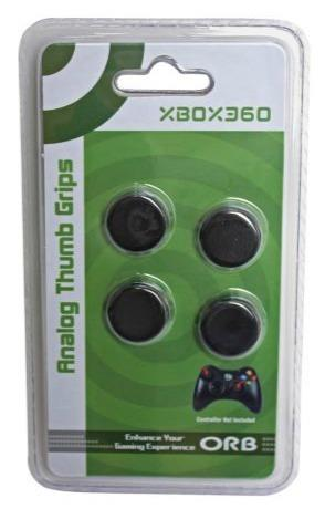 Igralni dodatek ORB XBOX360 ANALOG THUMB GRIPS