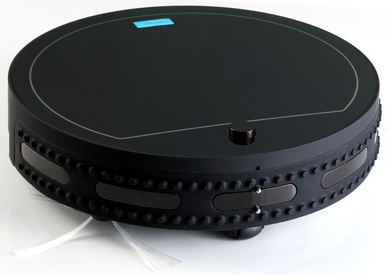 Robotski sesalnik TT ROBOT ČRN TIPITOP