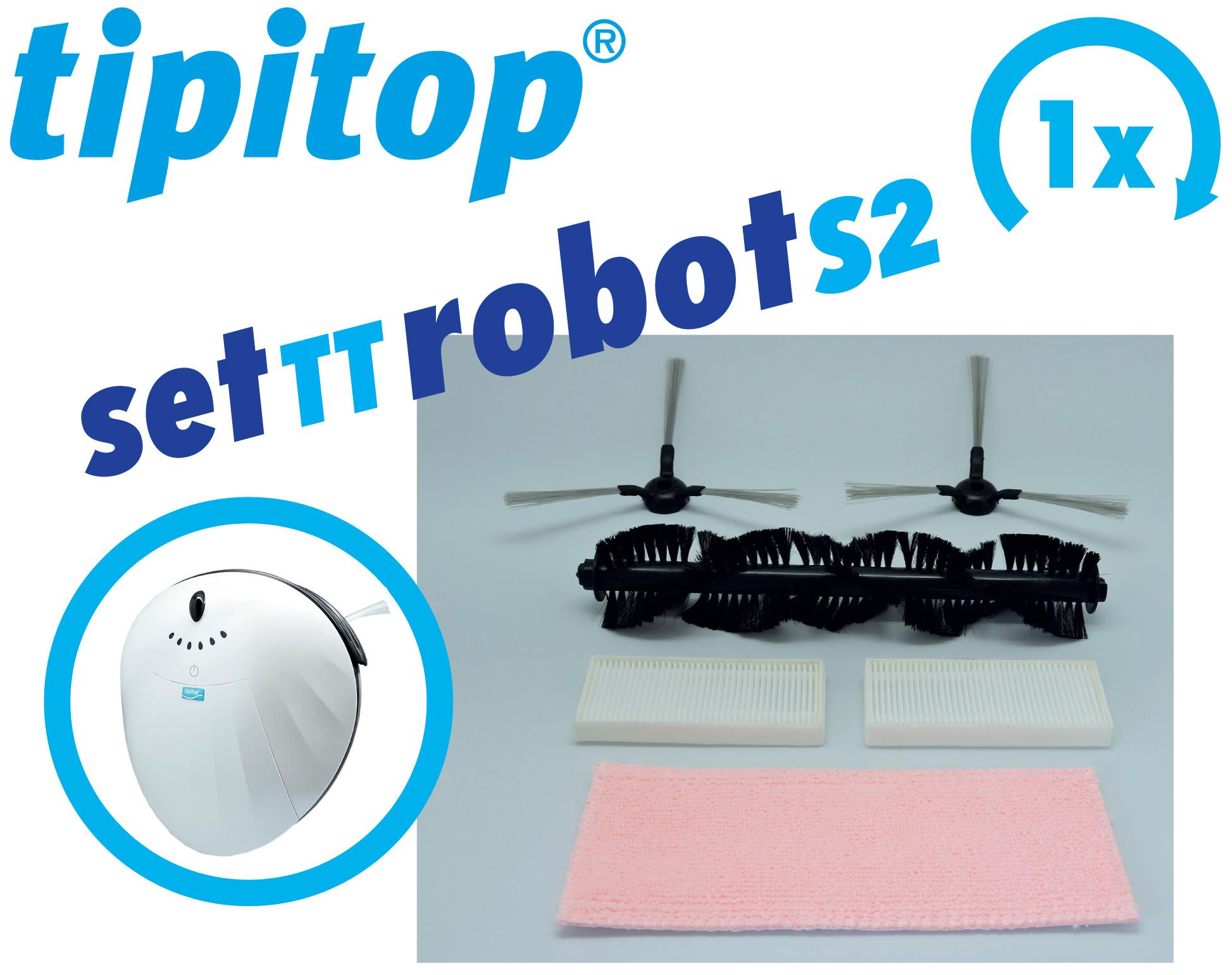 Dodatek za sesanje TT ROBOT S2 SERVICE KIT
