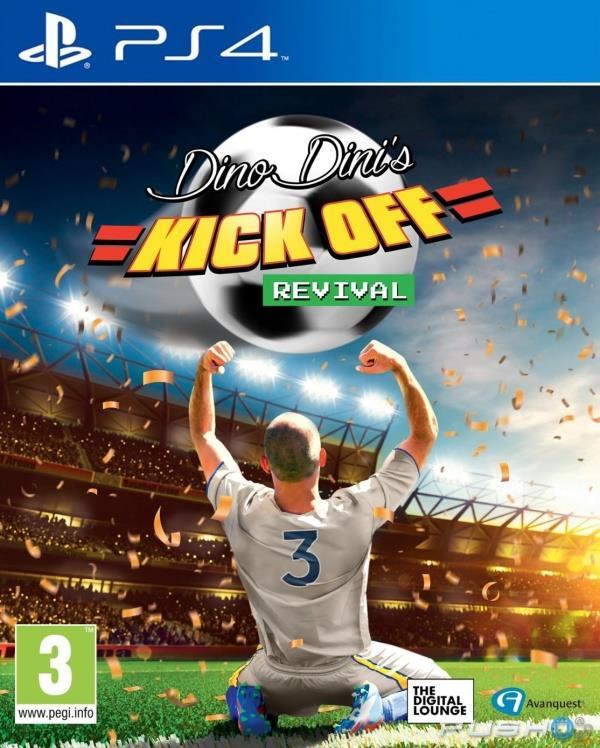 Igra DINO DINI'S KICK OFF REVIVAL PS4