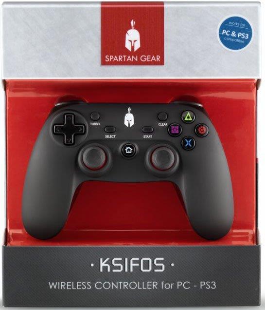 Igralni dodatek WIRELESS CONTROLLER KSIFOS SPARTAN GEARPC.PS3