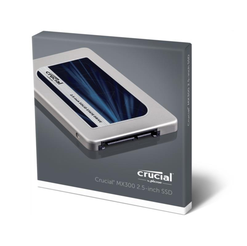 Trdi disk MX300 1TB SSD SATA3 +ADAPTER CRUCIAL