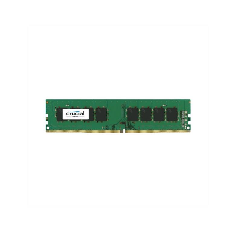 Pomnilniki CRUCIAL 8GB DDR4 2400 CL1 7 1.2V DIMM SINGLE RANKED