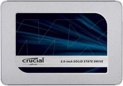 """Trdi disk SSD 2TB 2.5"""" SATA3 3D TLC 7MM MX500 CRUCIAL"""