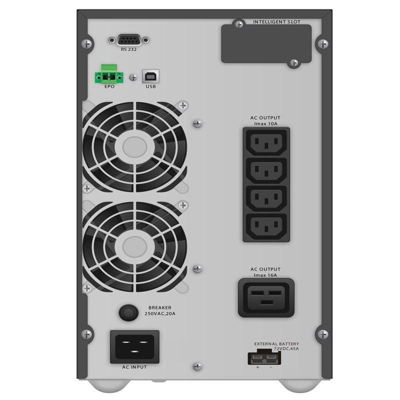 Napajalnik VFI 3000 TGB PNLONE 3000 VA 2700W UPS POWERWALKER
