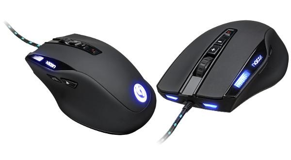 Miška NACON GAMING MOUSE GM-400L WIRED