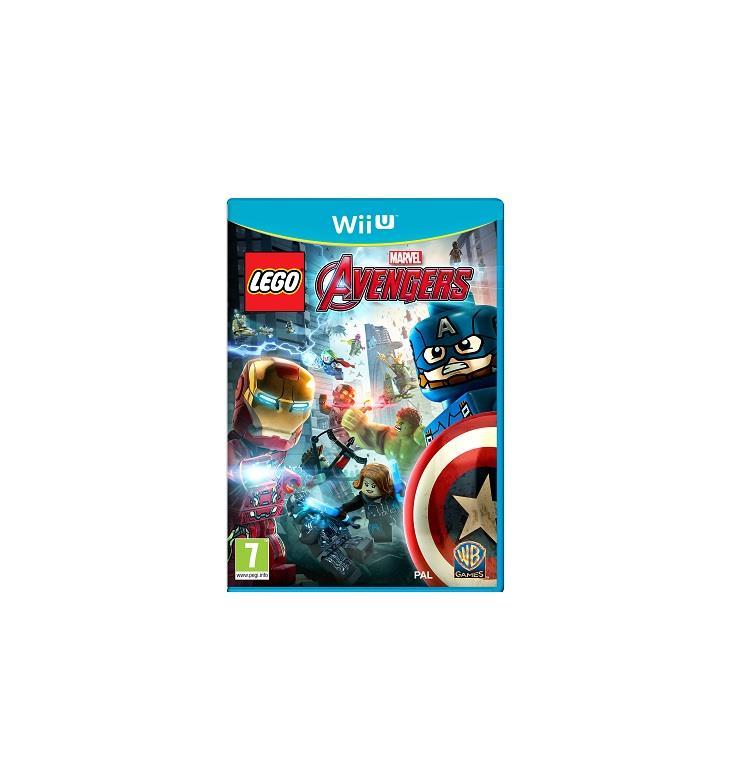 Igra LEGO AVENGERS WII U