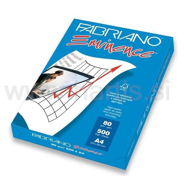 Papir EMINENCE PAPIR A4 80 G FABRIANO