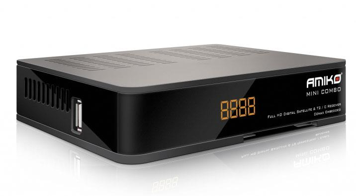 Digitalni sprejemnik MINI COMBO DVB-T/S SPREJ. AMIKO
