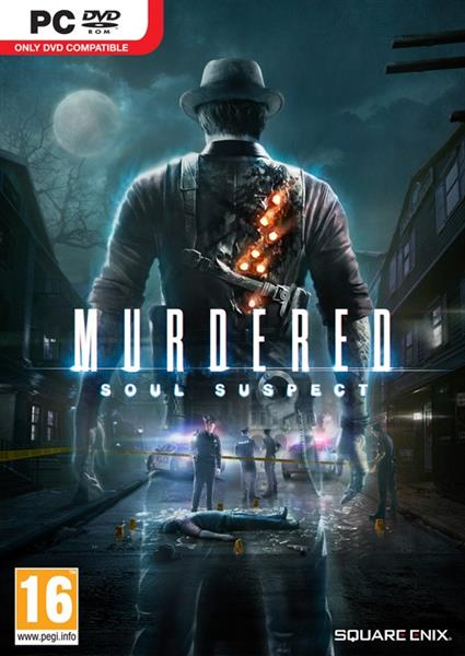 Igra MURDERED SOUL SUSPECT PC
