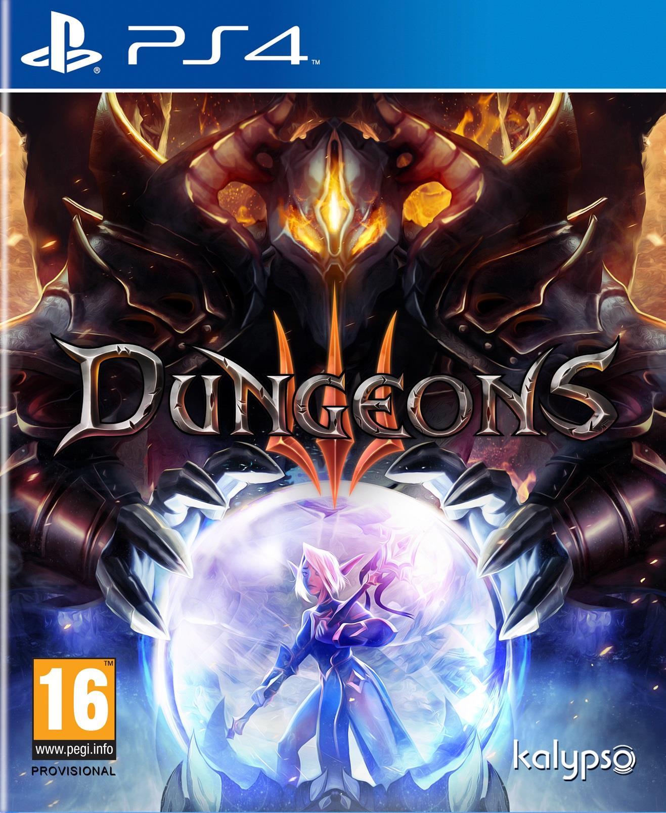 Igra DUNGEONS 3 PS4