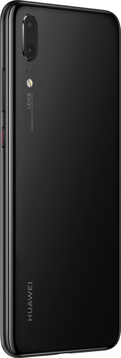 Pametni GSM telefon GSM P20 128GB BLACK HUAWEI