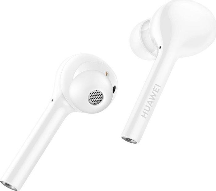 Slušalke FREEBUDS LITE BELE HUAWEI