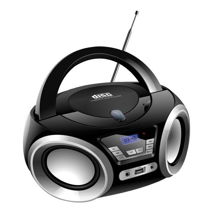 Prenosni radio XP5402 ČRN RADIO XPLORE