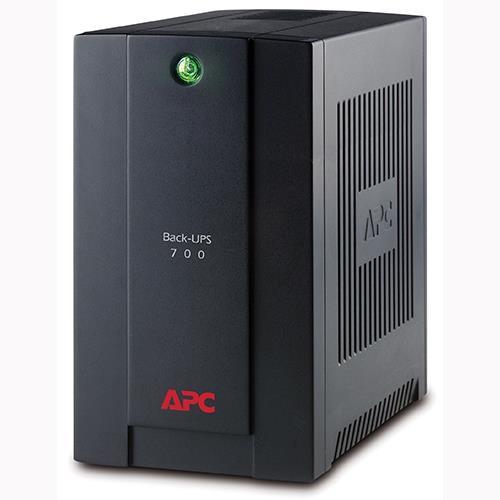 Napajalnik UPS APC BX700UI 700VA 390W 4X IEC