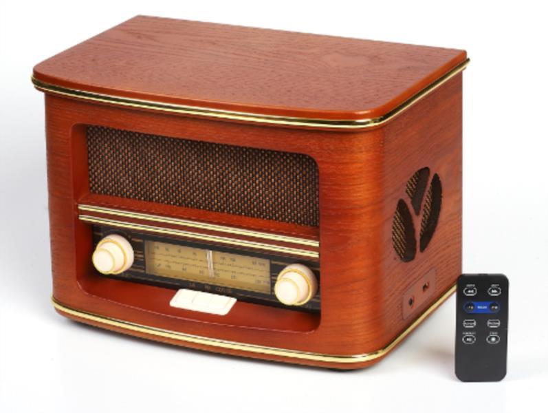 Stereo receiver RETRO RADIO/PREDVAJALNIK MP3 CAMRY