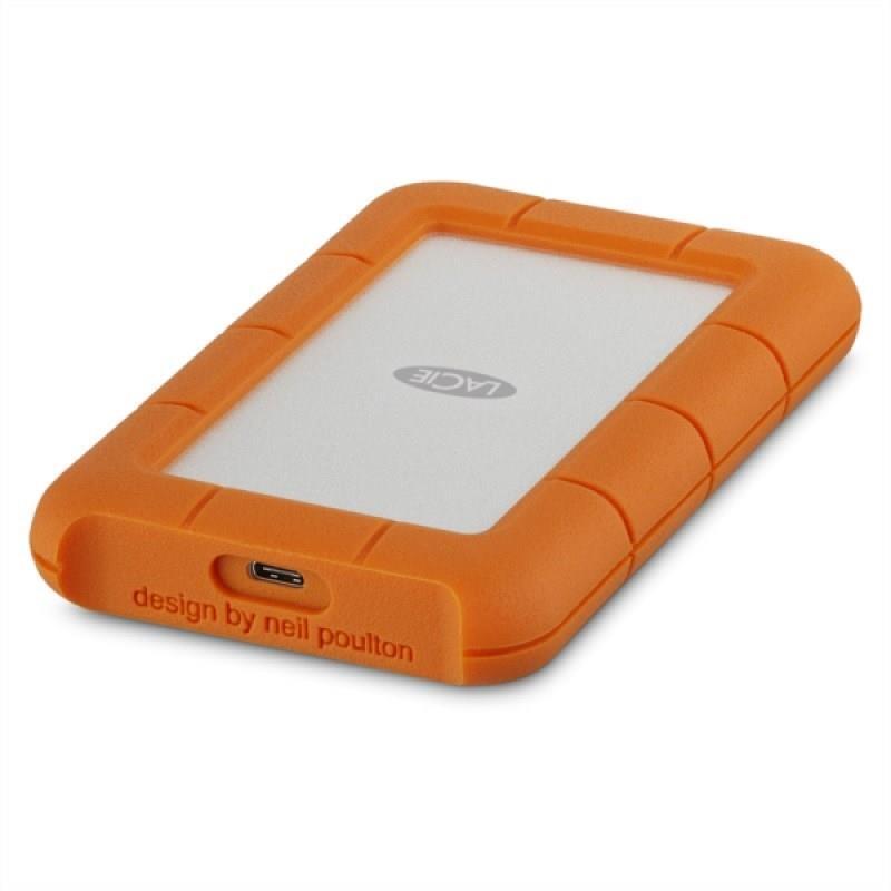 Zunanji trdi diski 2TB RUGGED USB-C 3.1 LACIE