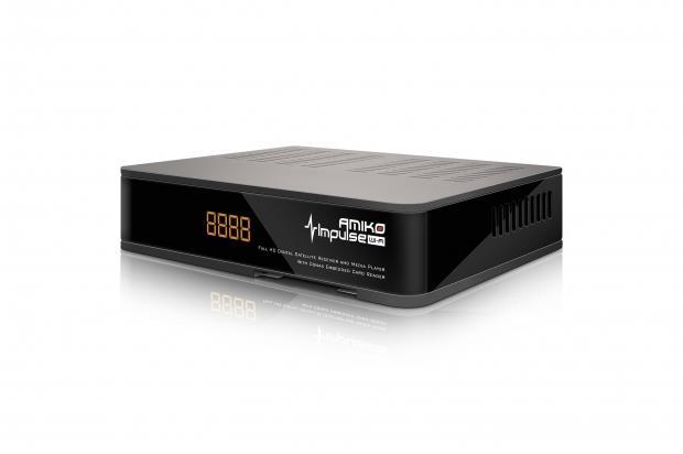 Digitalni sprejemnik IMPULSE DVB-S/S2 HD SPR. AMIKO