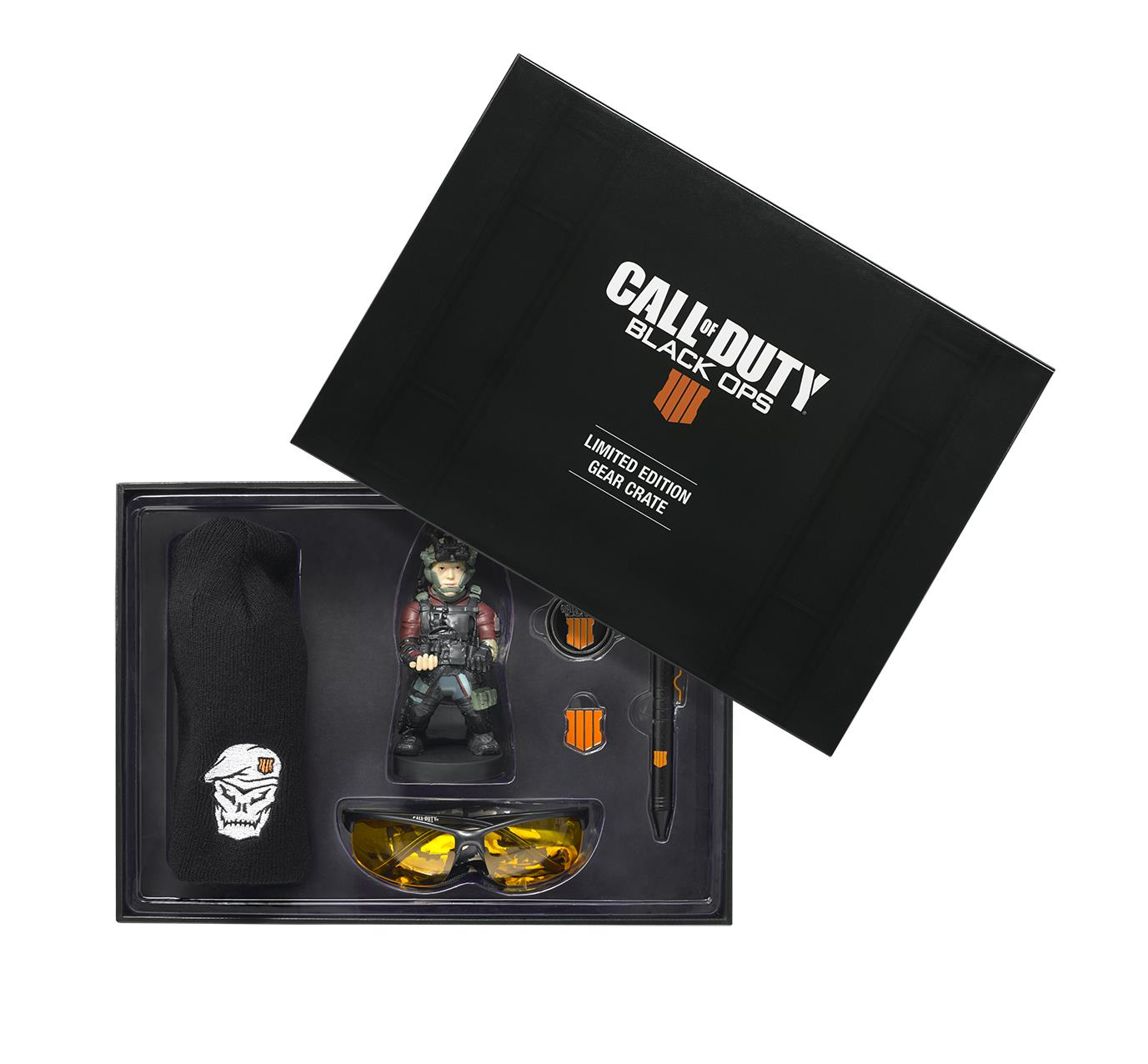 Igralni dodatek CALL OF DUTY BLACK OPS 4 BIG BOX