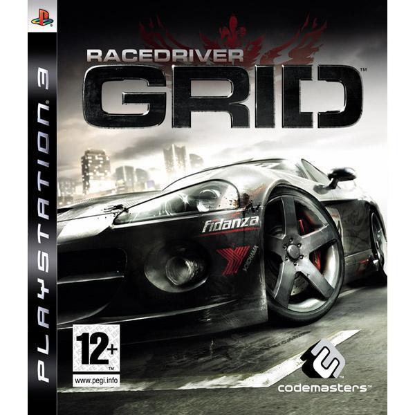 Igra RACE DRIVER GRID PS3 IGRA