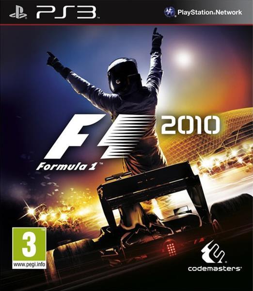 Igra F1 2010 PS3