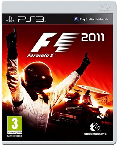 Igra F1 2011 PS3