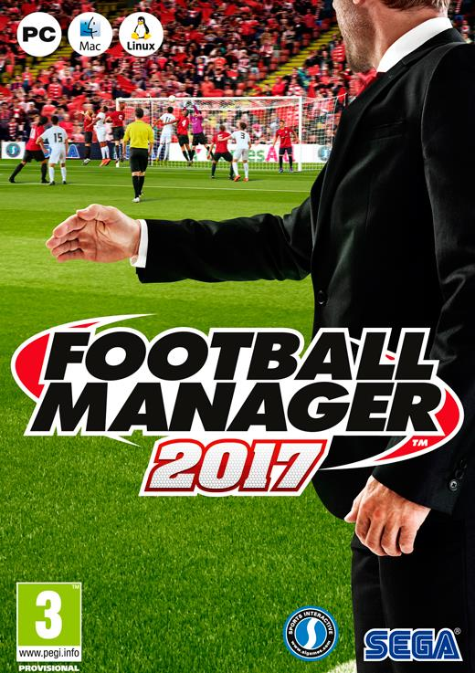 Igra FOOTBALL MANAGER 2017 PC