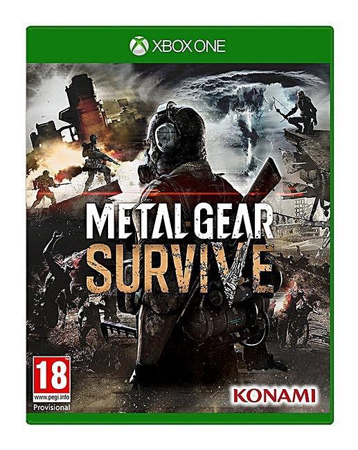 Igra METAL GEAR SURVIVE XBOX ONE