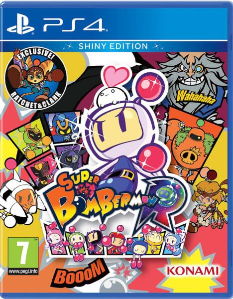 Igra SUPER BOMBERMAN R PS4