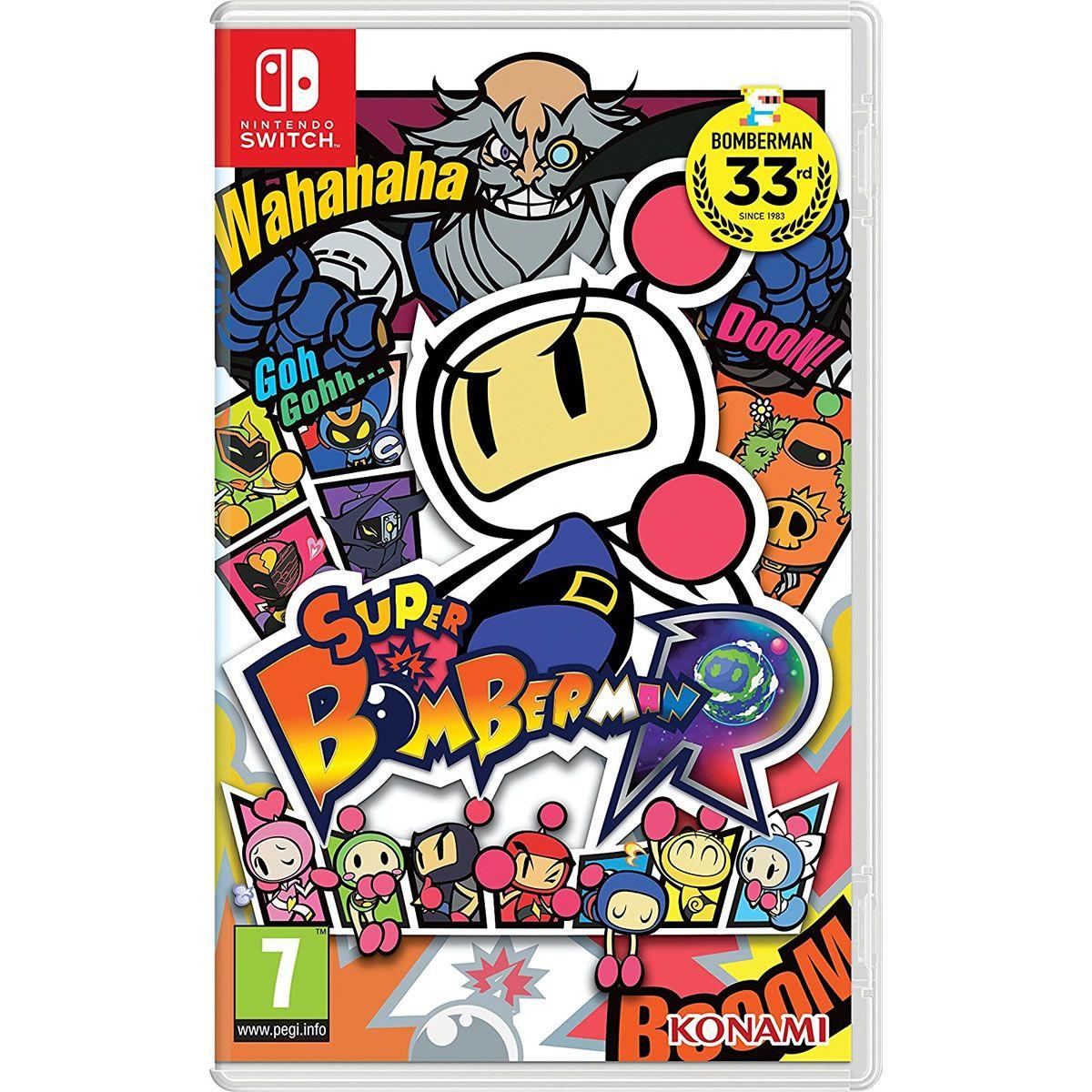 Igra SUPER BOMBERMAN R NINTENDO SWITCH