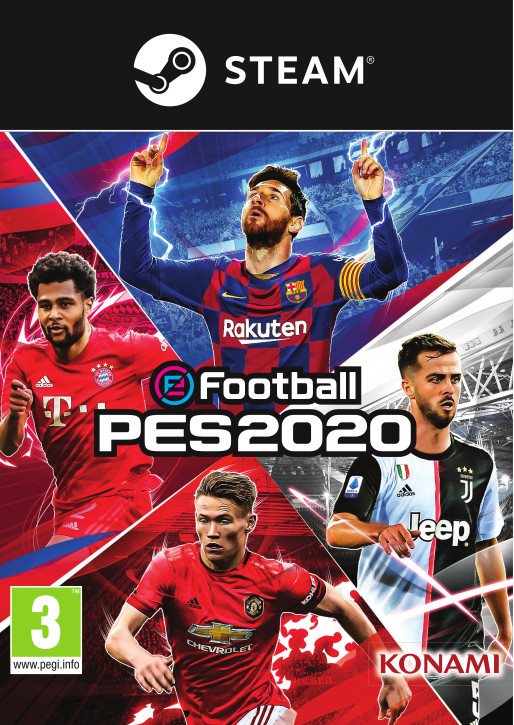 Igra EFOOTBALL PES 2020 PC