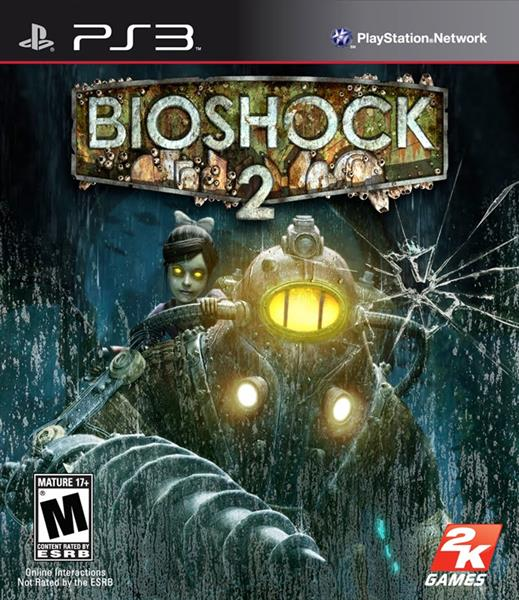 Igra BIOSHOCK 2 PS3