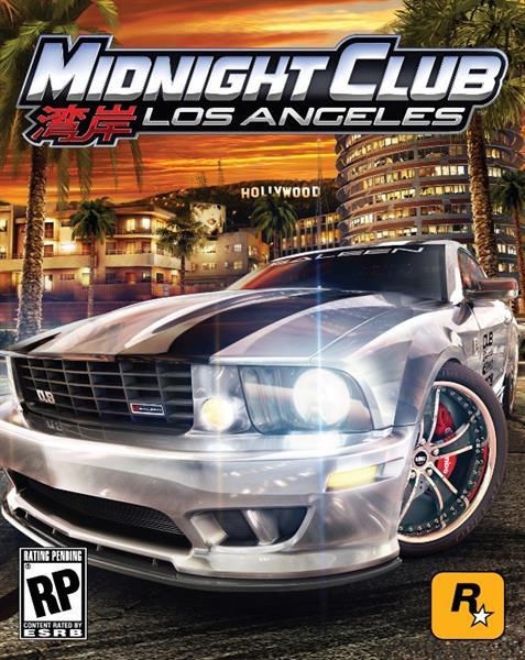 Igra MIDNIGHT CLUB: LA RMX PLA PSP