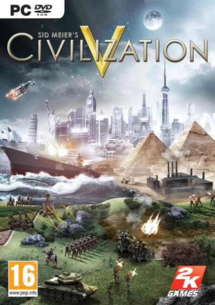 Igra S. MEIER'S CIVILIZATION V PC
